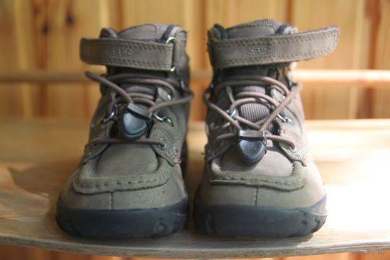 Ботинки Keen деми мембранные стелька 15,5 см