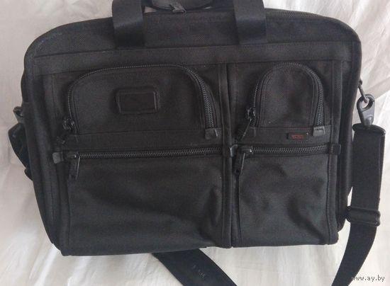Дорожная сумка, мужская,TUMI.