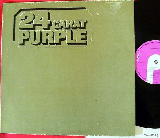 0471. Deep Purple. 24 carat Purple. 1975. Purple (UK) = 20$