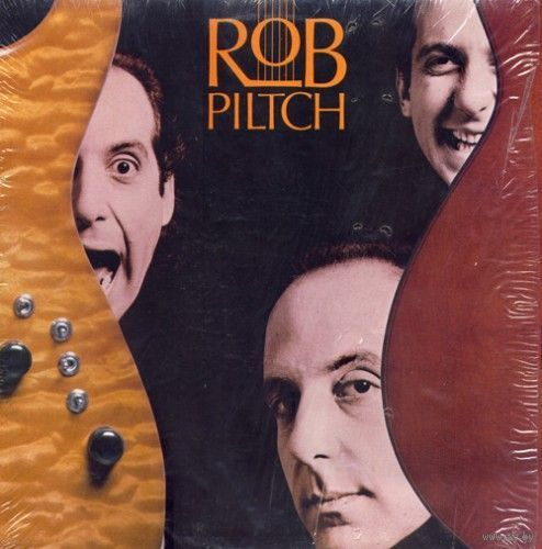 LP Rob Piltch - Rob Piltch (1988) Fusion