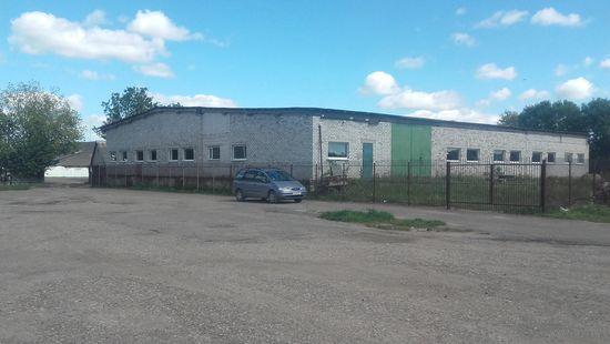 Производственно-складское здание в г. Сморгонь