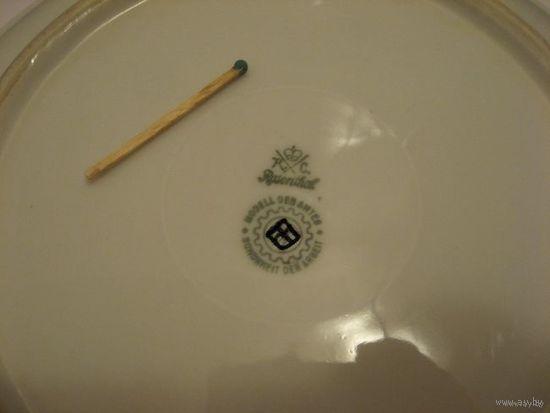Немецкая (фашистская) со свастикой Миска (тарелка)