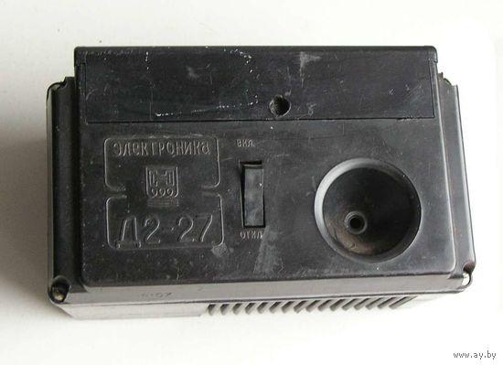 Блок питания Электроника Д2-27