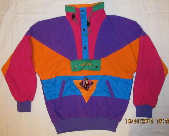 Куртка-байка(на подкладке),р.S