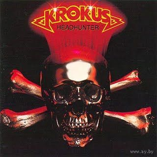 Krokus - Headhunter - LP - 1983