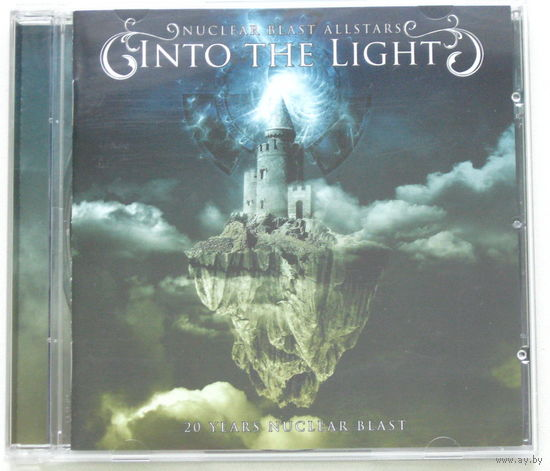 Nuclear Blast Allstars - Into The Light CD (лицензия) [Various Metal]