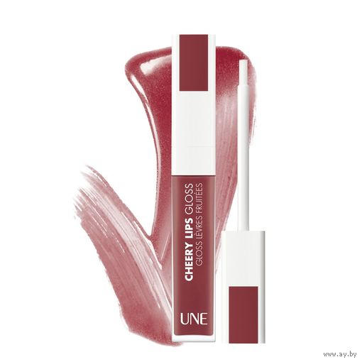БЛЕСК для губ Bourjois UNE Cheery Lips Gloss оттенок C09