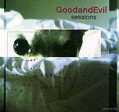 CD Matthew Shipp/GoodandEvil sessions (2003)