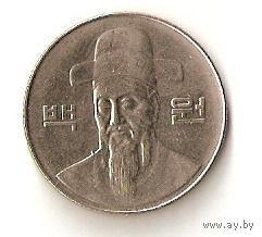 Ю.Корея 100 вон 1999г.  распродажа