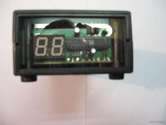 Тюнер от аналоговой антенны типа ,,Космос-ТВ,, -  цена снижена