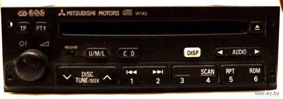 Оригинальная CD-автомагнитола Mitsubishi W142