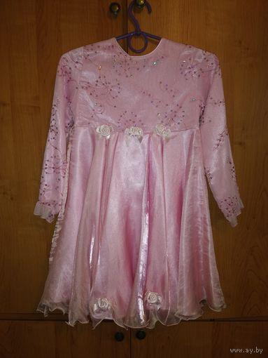 Платье детское на 116-132р-р