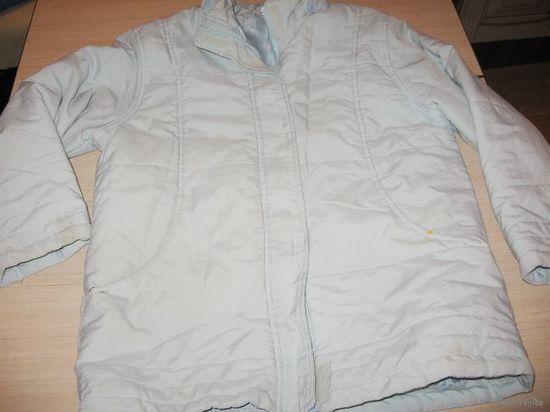 Куртка осенняя 11-12 лет