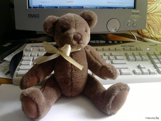 Медвежонок ТЕДДИ, США, оригинал, рост 25 см