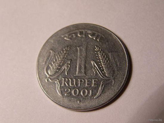 Индия. 1 рупия 1997г.   распродажа