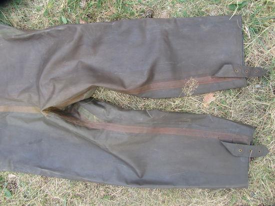 Резиновые штаны