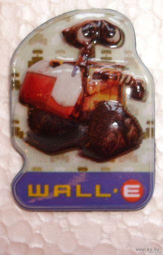 "Киндер Магнит на холодильник из серии ""Валле"""