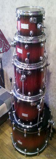 Барабаны Mapex Saturn V Studioease