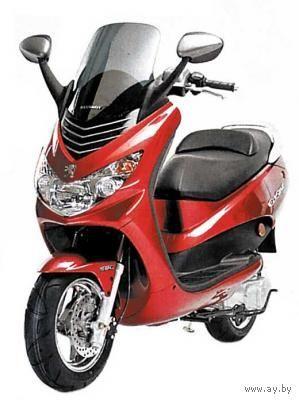 Бензонасос инжекторный погружной на скутер  Peugeot Elystar 125