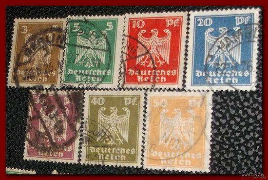 ИМПЕРСКИЙ ОРЕЛ - REICH Nr.355-61