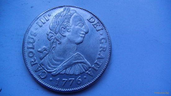 Испания 1776г. распродажа