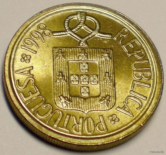 Португалия, 10 эскудо 1998 года
