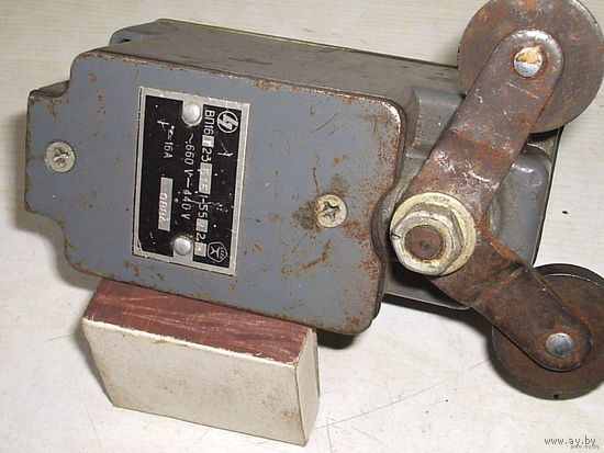 Концевой выключатель  ВП-16