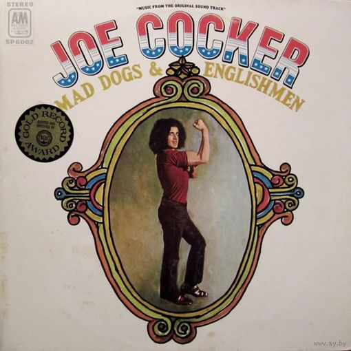 Joe Cocker - Mad Dogs & Englishmen - 2LP - 1970