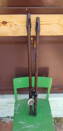 Удочка для рыбалки в сборе 4 метра