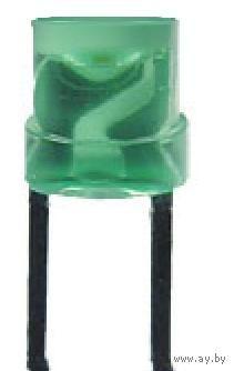 Светодиоды зеленые 3 мм. (((Цена за 100шт))) 3043GT