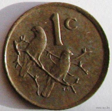 ЮАР, 1 цент 1981