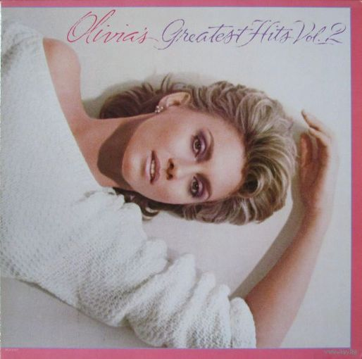 LP Olivia Newton-John - Olivia's Greatest Hits Vol. 2 (1982)