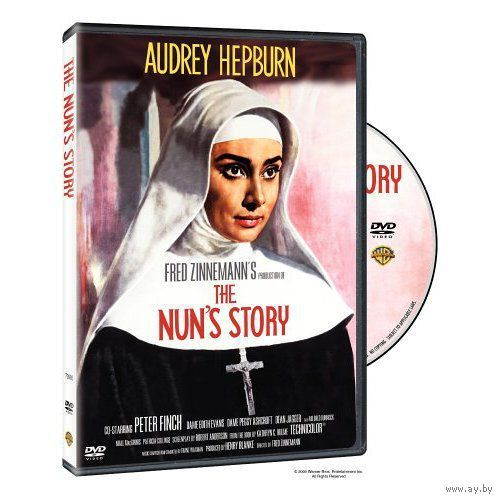 История монахини / Nun's Story (Одри Хепберн) DVD5