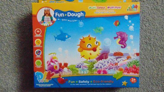 Игровой набор Пластилин Fun Dough