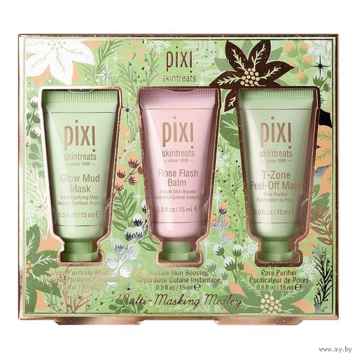 Набор масок для лица Pixi Multi-Masking Travel Kit