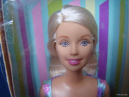 Новая кукла Барби/Barbie 2002г.