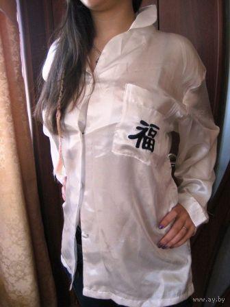 Рубашка-халат  р.50