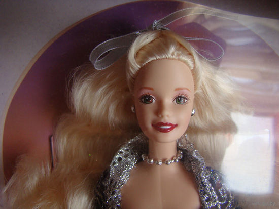 Новая кукла Барби/Winter Fantasy Barbie, 1996