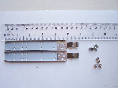 Крепления для устройств на корпус 5,25`за комплект (4штуки)