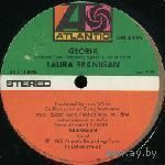 "12"" Laura Branigan - Gloria (Vocal)/Living A Lie (Vocal) (1982)"