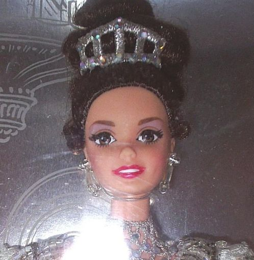 """Кукла Барби/Barbie Eliza Doolittle фирмы Mattel, 1995 г. Коллекционная, сделана по героине фильма """"Моя прекрасная леди""""."""
