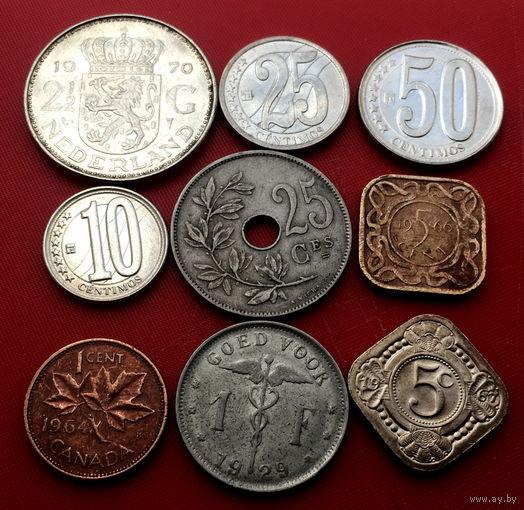 9 монет без повторов #9-102