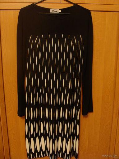 Платье женское, осеннее, р.46