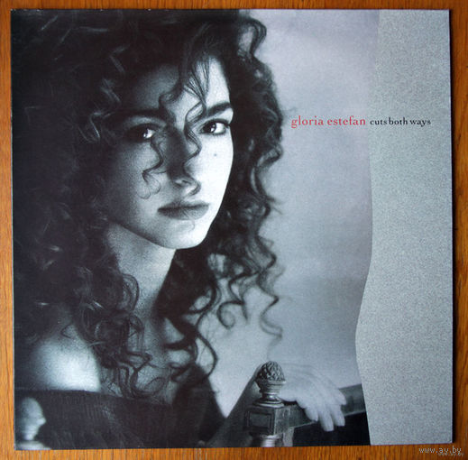"Gloria Estefan ""Cuts Both Ways"" LP, 1989"