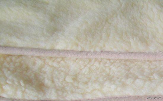 Mатрасик в коляску - овечья шерсть