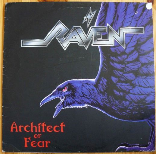 Винил Raven - Architect Of Fear