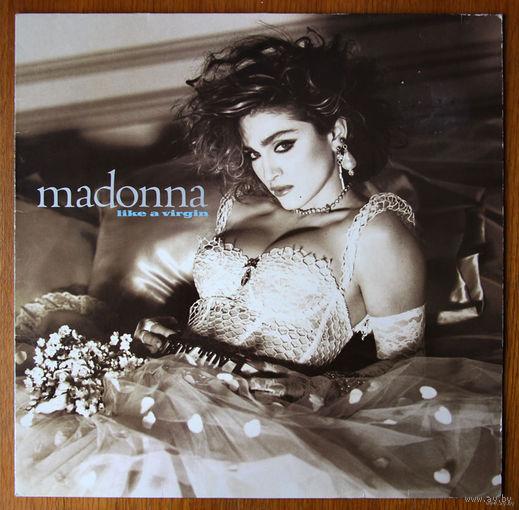 "Madonna ""Like A Virgin"" LP, 1984"