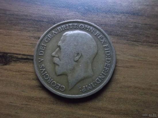 Великобритания 1 пенни 1913