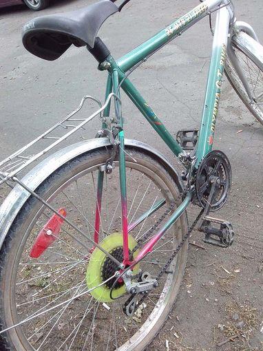 Горный велосипед Olympia GT