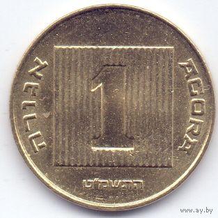 Израиль, 1 агора 1985-1991 гг.